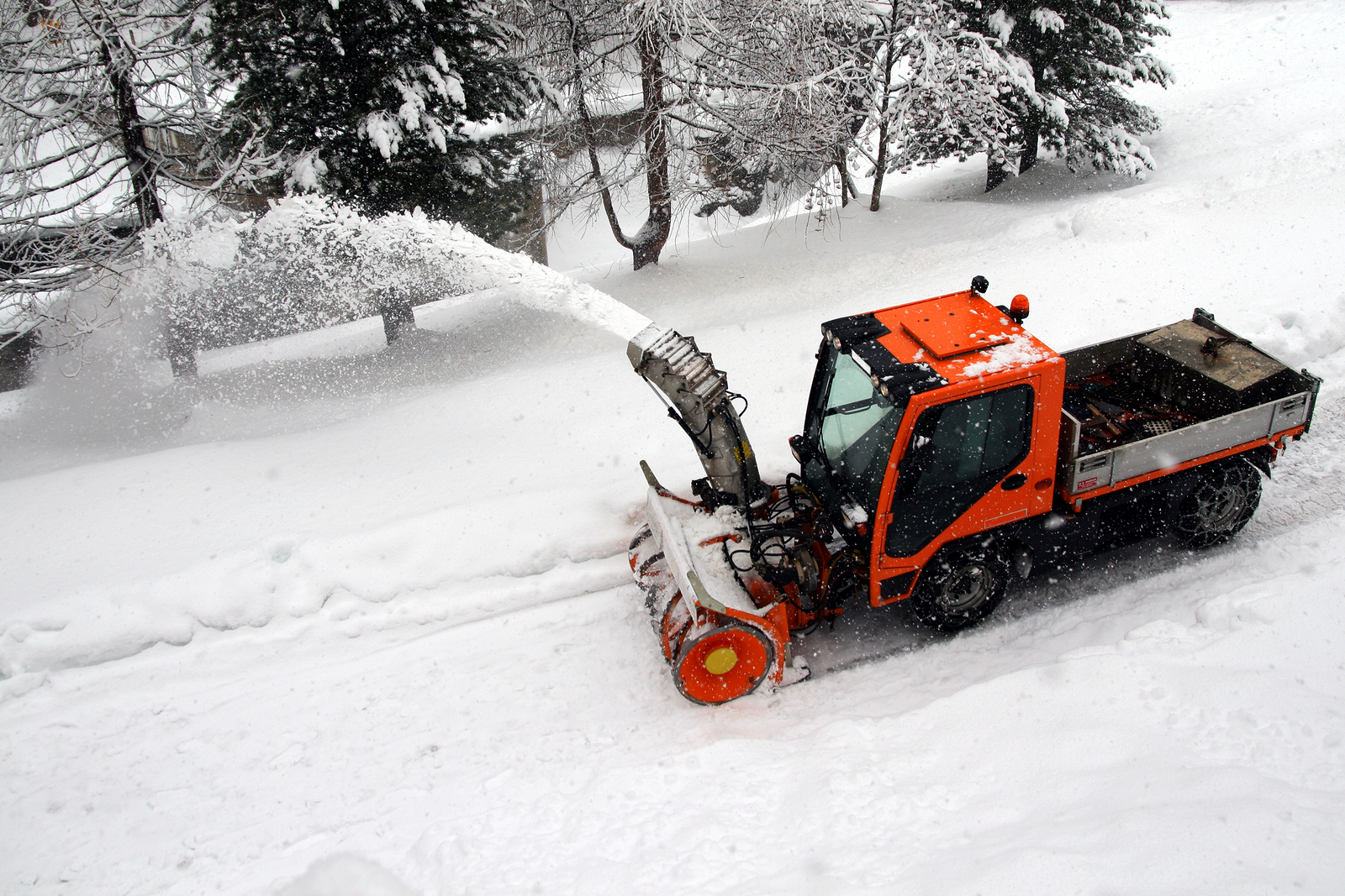 about a team  south lake tahoe snow removal